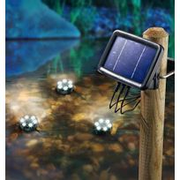 Esotec - Kit eclairage bassin solaire Splash