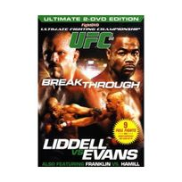 Fight Dvd - Ufc 88 Breakthrough Import anglais
