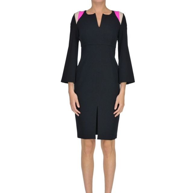One Femme Mcglvs0000006095I Noir Polyester Robe