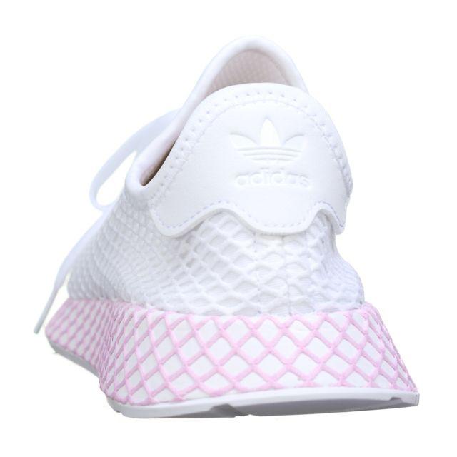 Adidas Deerupt W B37601 Blanc 39 13 pas cher Achat