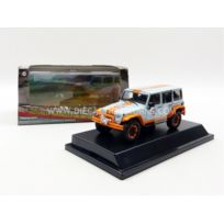 Greenlight Collectibles - 1/43 - Jeep Wrangler Unlimited Gulf - Off Road Bumper - 2015 - 86089