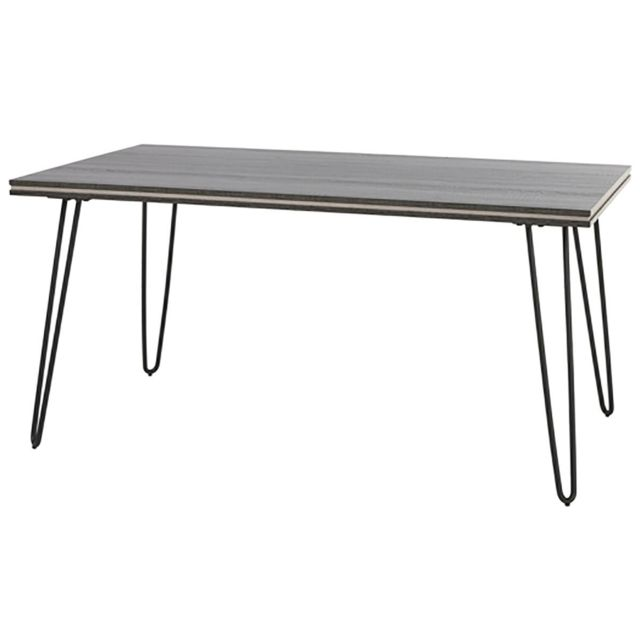 Altobuy Asca - Table Rectangulaire 160cm