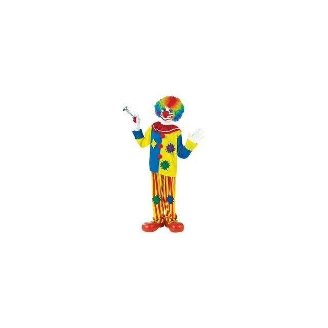 Fun World Big Top Clown Kids Costume