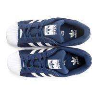 adidas superstar femme bleu marine
