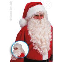 Carnival Toys - Perruque Et Barbe Blanche De Père Noël