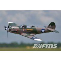 Famous - FMS - Avion 980mm P-39 high speed, kit PNP