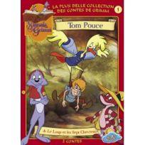 Millimages - Simsala Grimm - Vol. 1 : Tom Pouce & Le Loup et les Sept Chevreaux
