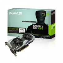 KFA2 - GeForce GTX 1060 OC 3Go DDR5