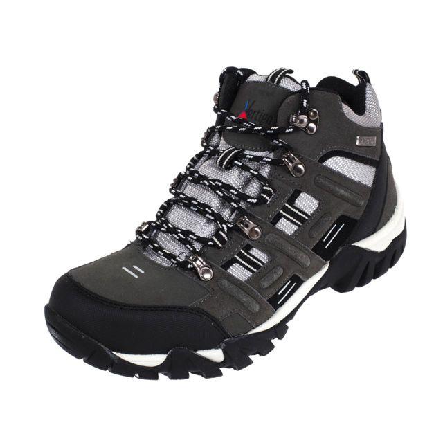 Alpes Vertigo - Chaussures marche randonnées Mitri anthracite/gris Gris 79700 42