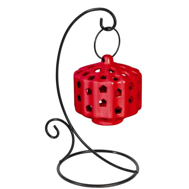 Nortene - Lanterne suspendue en céramique \