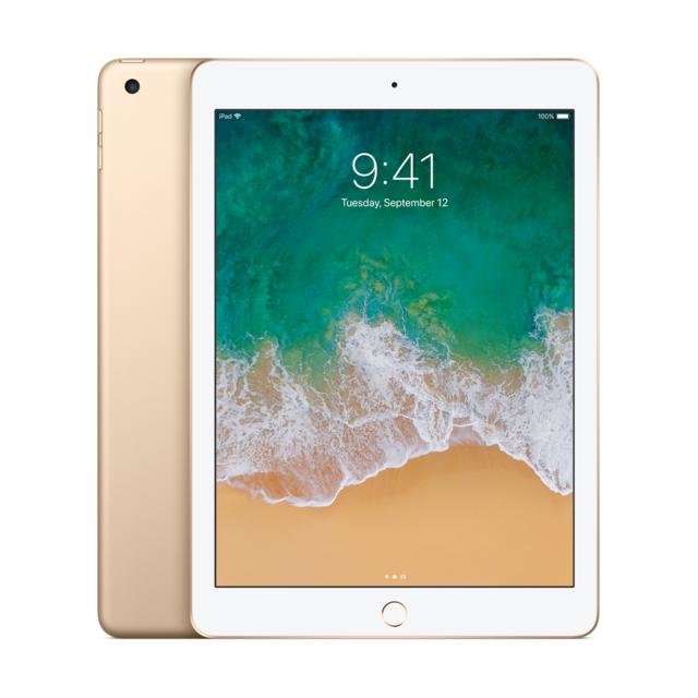 """APPLE - iPad 9,7"""" - 32 Go - WiFi - MPGT2NF/A - Or"""