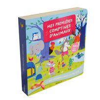 Editions Auzou - Mes premières comptines de Noël et d'animaux