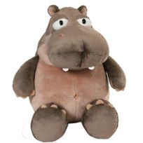 Nici - Peluche collection Hippopotame