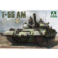Takom - Maquette char russe T-55 Am
