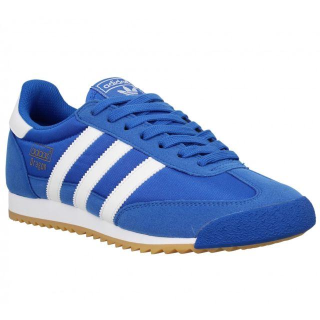 more photos ace8a 58d2e ... Adidas - Adidas Dragon Og-43 1 3-Bleu ...