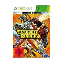 Sega - Anarchy Reigns - limited edition import allemand