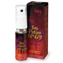 Cobeco - Spray Stimulan Sex Potion Nº 69 15ML