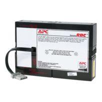 Apc - Replacement Battery Cartridge 59 - Batterie d'onduleur - 1 x Acide de plomb - Charbon - pour Smart-UPS Sc 1500VA