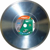 Norton Clipper - Disque diamant NORTON Ceram XJ Ø 250 mm Alésage 25.4 - 70184644432
