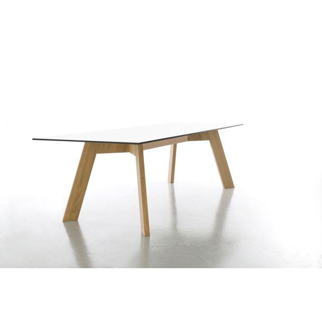 Conmoto Table Y-woman - blanc Hpl