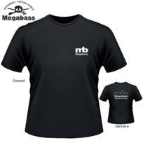 Megabass - Tee Shirt Logo Mb