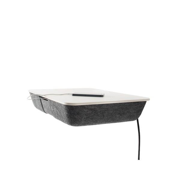 Conmoto Pad Panel - blanc/gris