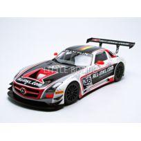 Minichamps - Mercedes-benz Sls Amg Gt3 - Champions Gt1 Worldchampionship 2012 - 1/18 - 151123138