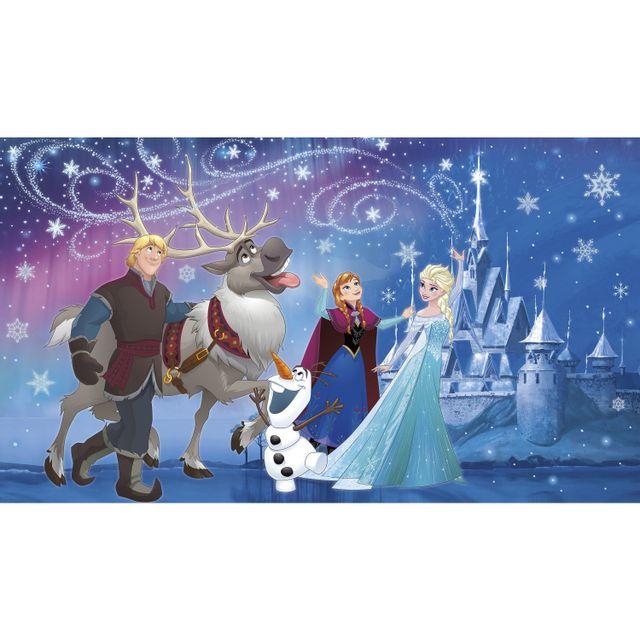 la reine des neiges anna papier peint d co intiss enfant 208x146cm cdt vendu par 690817. Black Bedroom Furniture Sets. Home Design Ideas