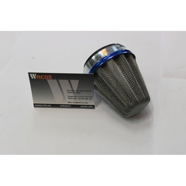 wacox filtre a air cornet daimetre 54mm pas cher achat vente filtres air moto. Black Bedroom Furniture Sets. Home Design Ideas