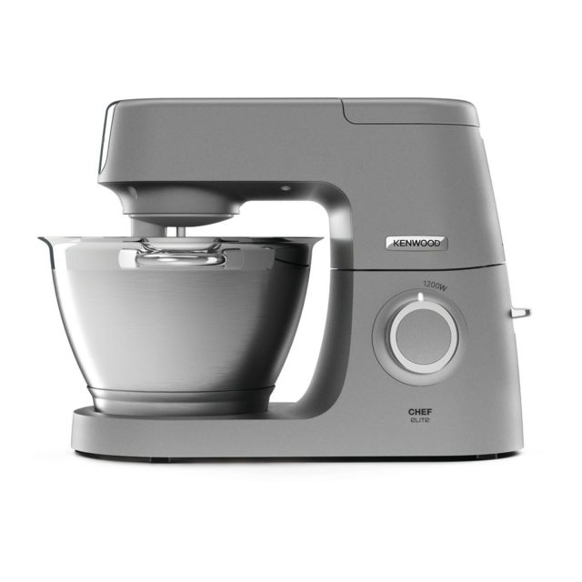 KENWOOD Robot pâtissier Chef Elite - KVC5305S - Argent