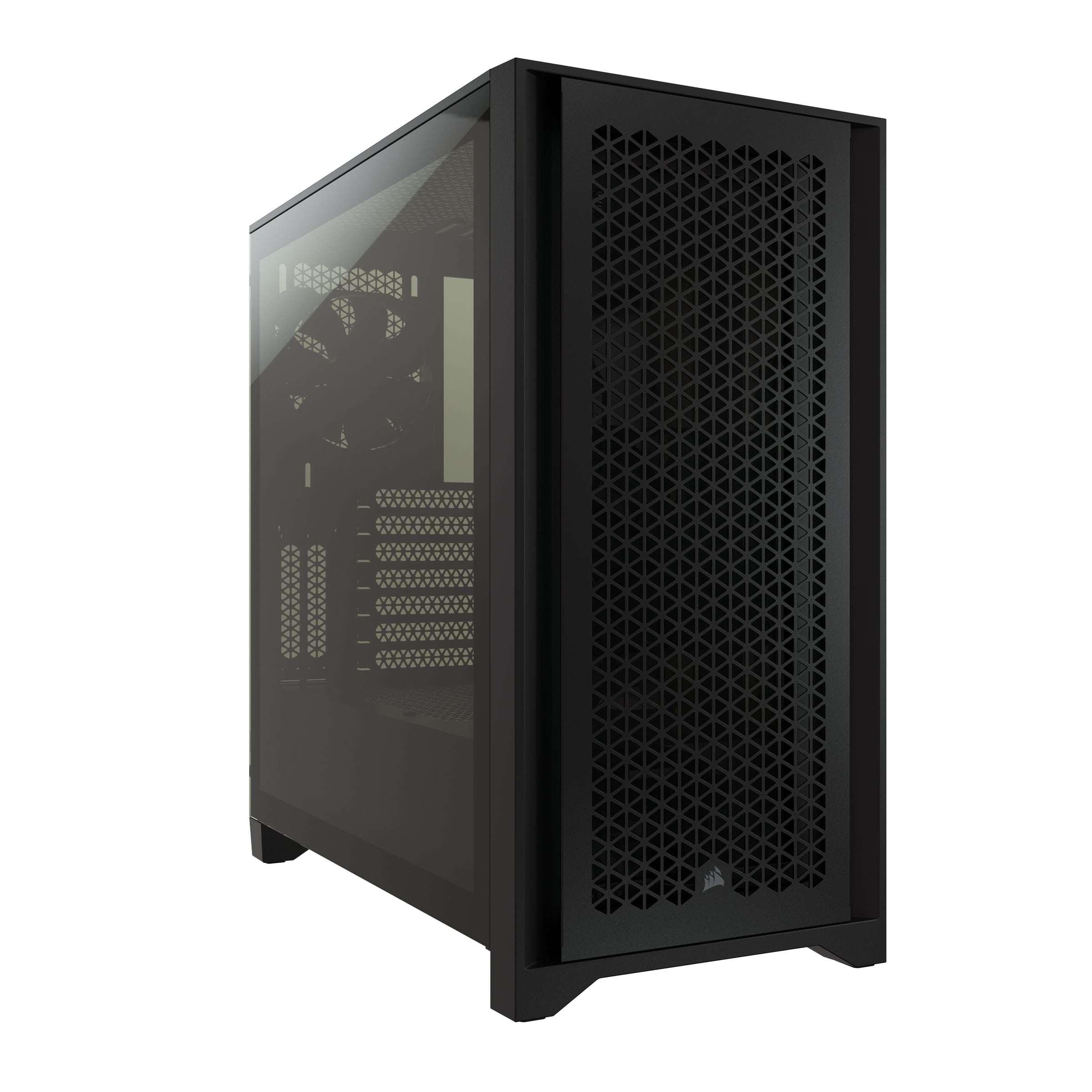 Boîtier PC 4000D Airflow avec fenêtre Corsair Noir