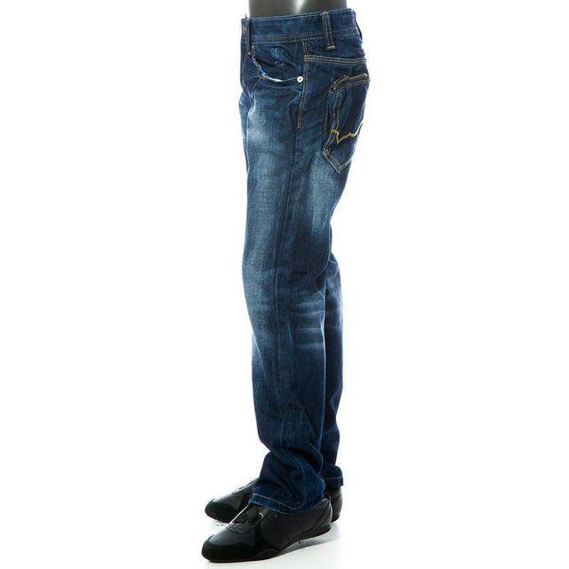 RG512 - Jeans Enfant Rg 512 Bleu