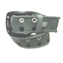 Fenchurch - Ceinture Boucle Stand Mantle Tarmac Grey