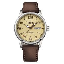 Hugo Boss - Montre Boss Cuir