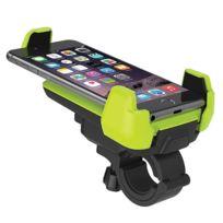 Shot - Support Moto pour Asus ZenFone Selfie Smartphone Scooter Guidon Gps Universel Velo Vtt Cyclisme Universel NOIR