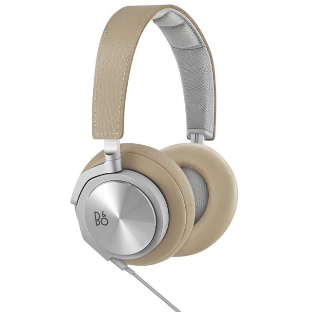 BANG & OLUFSEN - Casque B&O H8i Bluetooth Naturel - ANC
