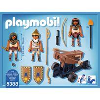 Soldats du pharaon avec baliste - 5388