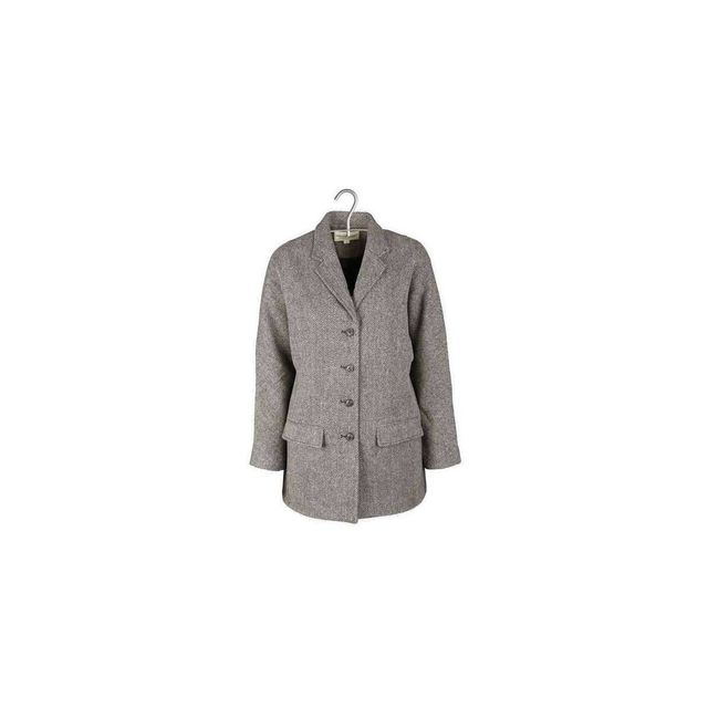 Denim - Manteau Tweed Blazer & Supply Marron/MULTICOLOR