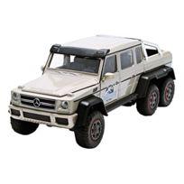 Jada - Toys - 97080 - Mercedes-benz - G63 6X6 Amg - Jurassic World 2015 - ÉCHELLE 1/24