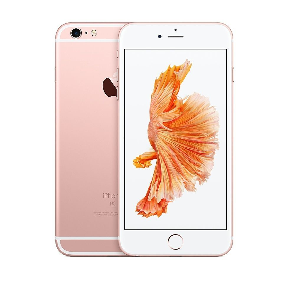 iPhone 6S - 64 Go - Or Rose - Reconditionné