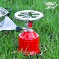- Brûleur en métal - Camping Chauffage à gaz portable cuisinière gaz butane
