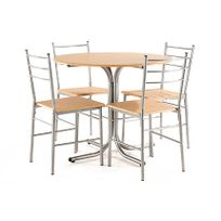 table ronde chaises - achat table ronde chaises pas cher - rue du