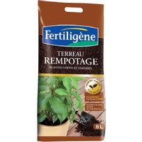 Fertiligene - Terreau de rempotage Fertiligène