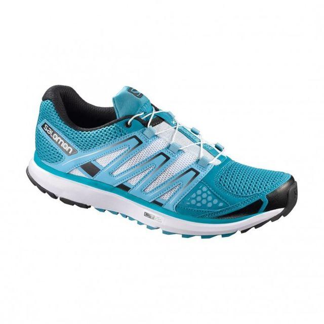 Salomon - Sneakers - pas cher Achat   Vente Baskets femme - RueDuCommerce 333ad735418