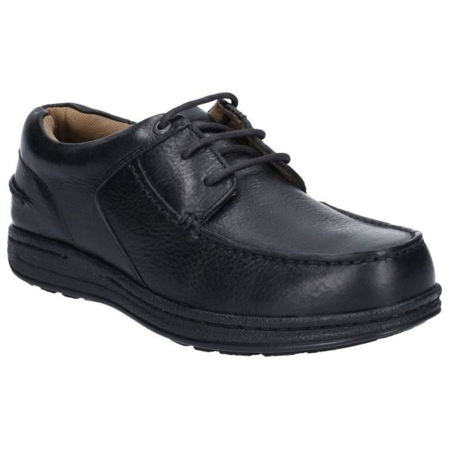 Hush Puppies Chaussures Winston Victory - Homme 40 Fr, Noir Utfs6099