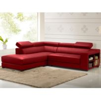 Canape Angle Rouge Achat Canape Angle Rouge Pas Cher Rue Du Commerce - Achat canape angle