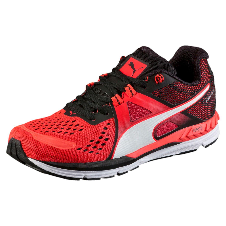 Puma - Chaussures Speed 600 Ignite rouge vif/noir/blanc - 40 - pas cher Achat / Vente Chaussures running
