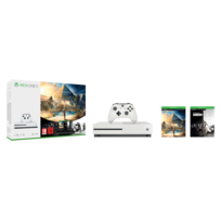 MICROSOFT - Pack Xbox One S 1To Assassin's Creed Origins + Rainbow Six: Siege