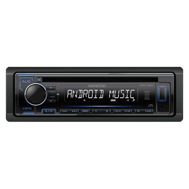 Kenwood Autoradio Mp3 Kdc-120UB
