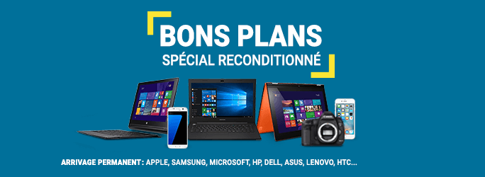 Bons plans reconditionne